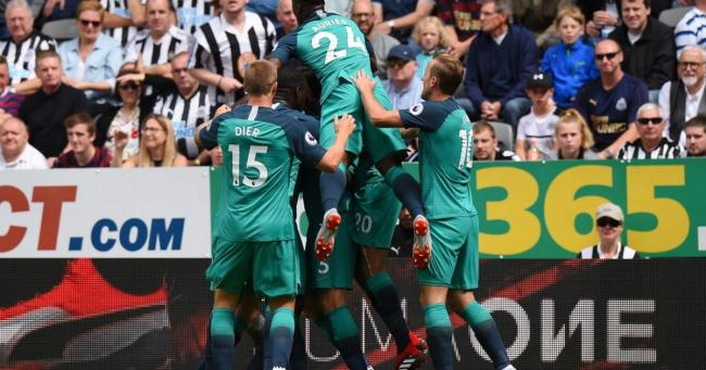 0 Newcastle United v Tottenham Hotspur Premier League