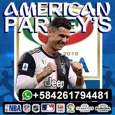 LOGO AMERICAN PARLEYS ALBERT MANZANARES CUANTOACUANTO 15.1