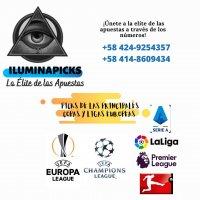 PRONÓSTICOS #CHAMPIONSLEAGUE Y #LALIGA #7ABRIL #FREEPICKS
